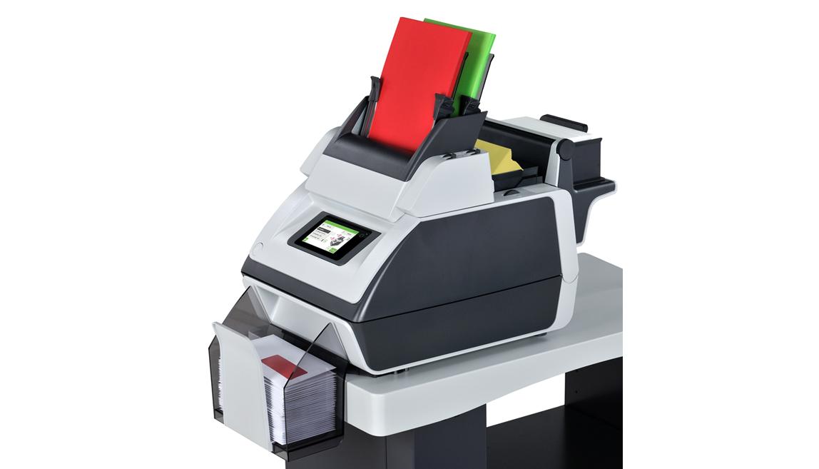 Kuvertiermaschine DS-40i