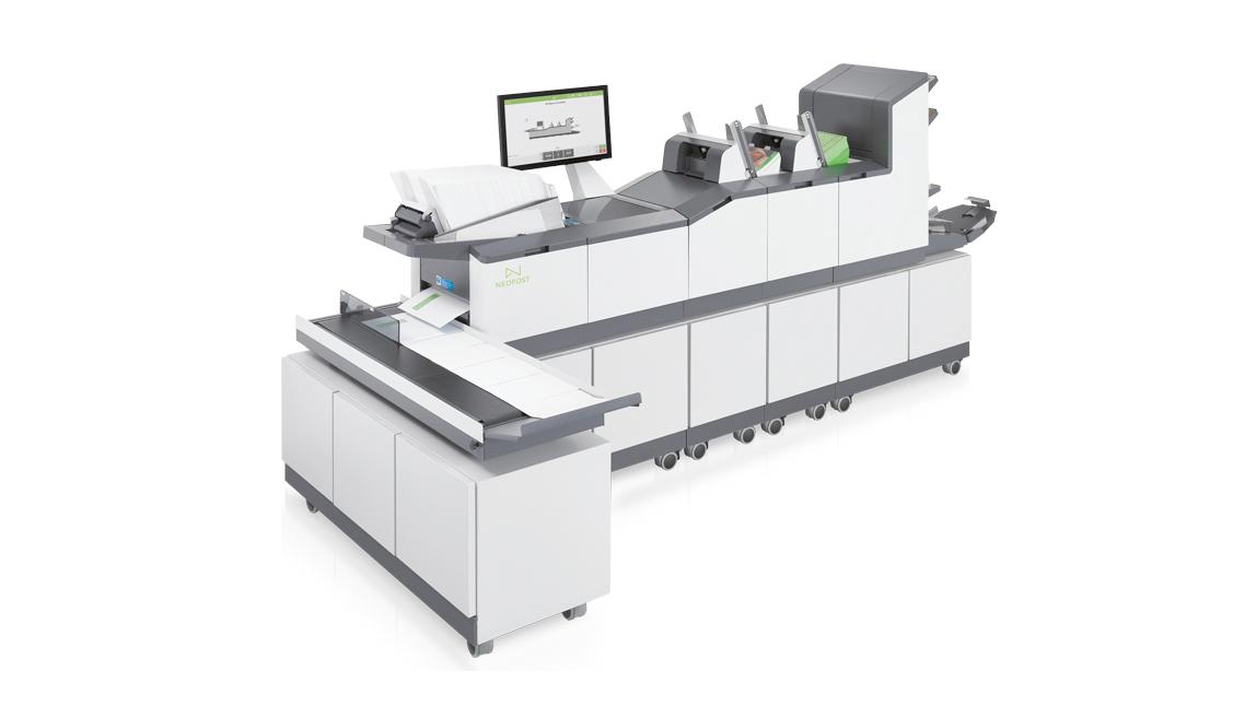 Kuvertiermaschine DS-600i