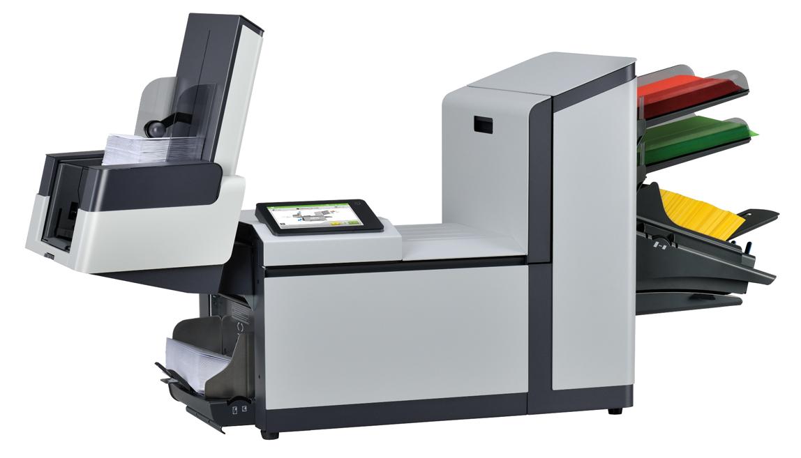 Kuvertiermaschine DS-64i