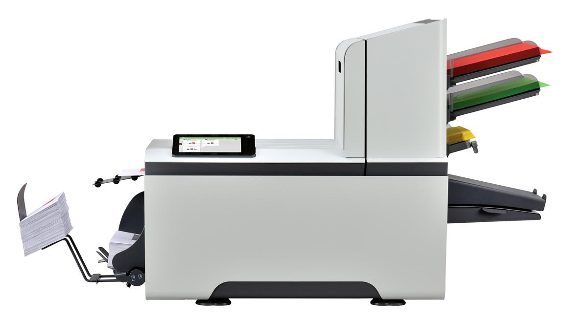 Kuvertiermaschine DS-75i