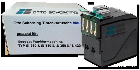 Hochwertiges alternatives Verbrauchsmaterial für Quadient Frankier- & Kuvertiermaschinen