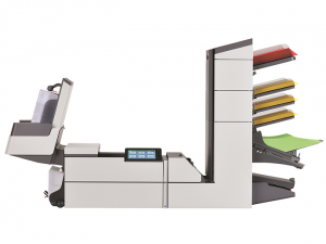 Kuvertiermaschine Quadient DS-85i – Otto Schorning