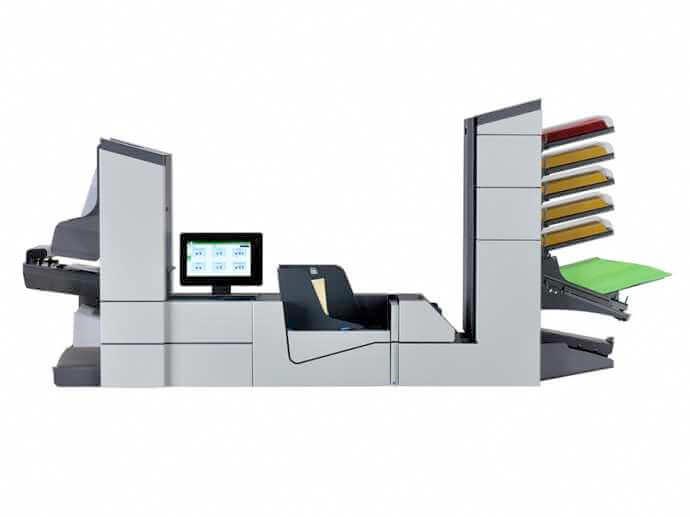 Kuvertiermaschine Quadient DS-95i